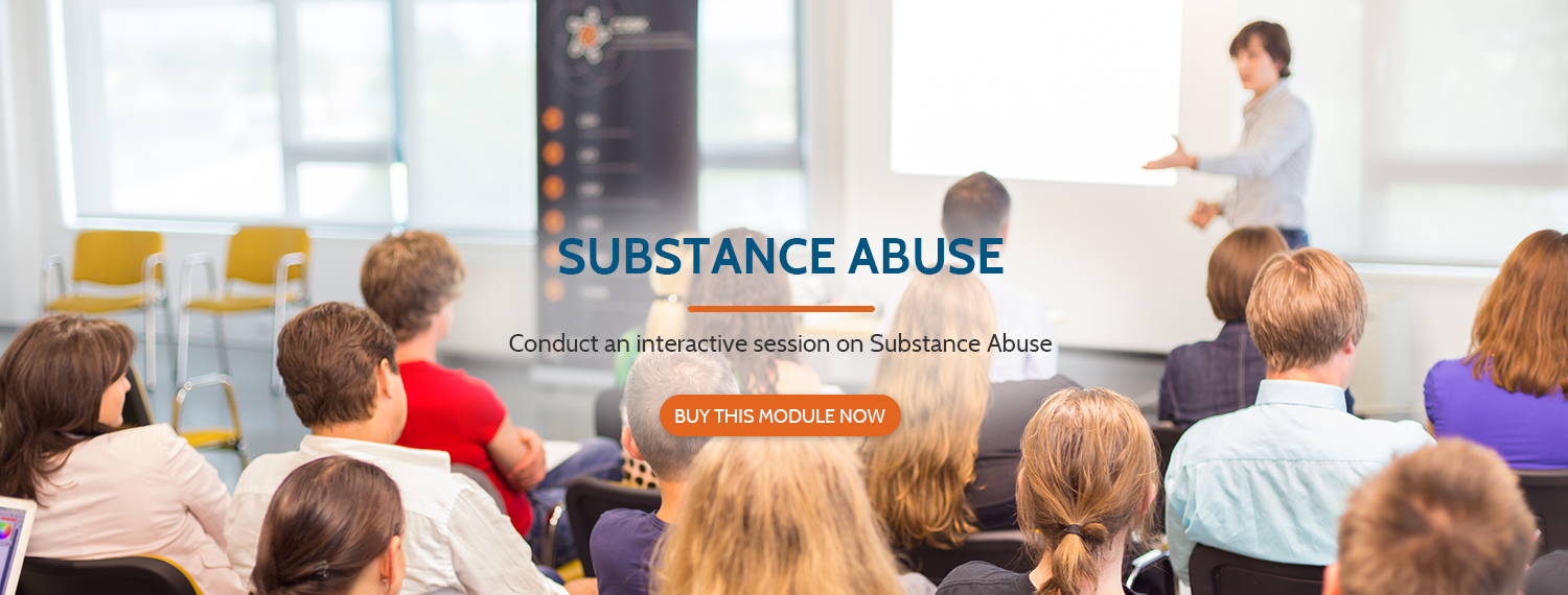 substance abuse training