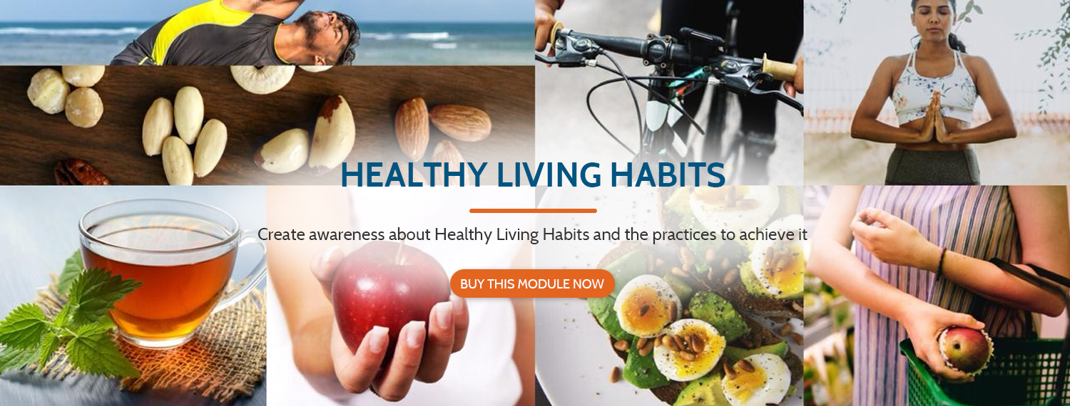 healthy living habits